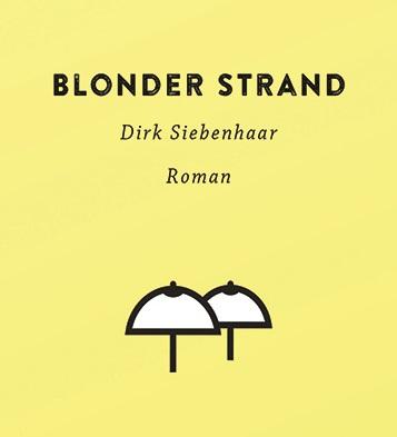 Blonder Strand Dirk Siebenhaar Punktum Verlag